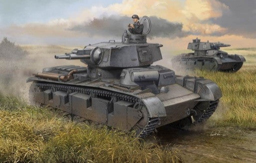 Trumpeter 1/35 German NBFZ (Type I) (new Construction) Nr.2 Rheinmetal | 05527