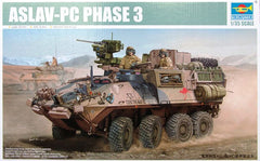 Trumpeter 1/35 ASLAV-PC Phase 3 Australian Light Armored Vehicle | 05535