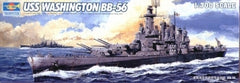 Trumpeter 1/700 USS Washington BB-56 | TRUM05735