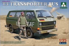 Takom 1/35 1/35 T3 Transporter Bus (with Figure) | 2013