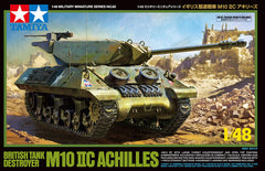 Tamiya 1/48 British Tank Destroyer M10 IIC Achilles | 32582
