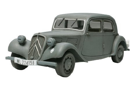 Tamiya 1/48 Citroen 11CV Staff Car | TAM32517