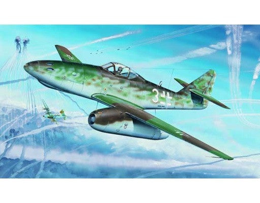 Trumpeter 1/32 Me-262A-1A Fighter w/ R4M Rocket | 02260