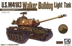 AFV Club 1/35 M-41 A3 Walker Bulldog  | AF35041