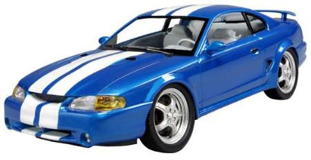 AMT 1/25 Boyd Coddington '97 Ford Mustang GT | AMT38253
