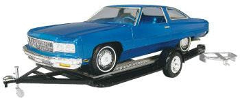 AMT 1/25 '76 Caprice Classic w/Veh Trailer | AMT38454