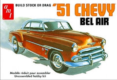 AMT 1/25 '51 Chevy Bel Air (2 'n 1) Stock or Drag | 862