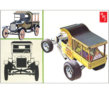 AMT 1/25 1925 Ford T Fruit Wagon | AMT869