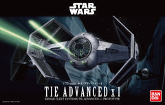 Bandai 1/72 Star Wars TIE Fighter Advanced | 991407