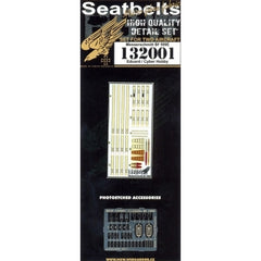 HGW 1/32 Bf 109E - Seatbelts | 132001