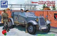 Bronco 1/35 German Adler Kfz. 14 Radio Car  | CB35051