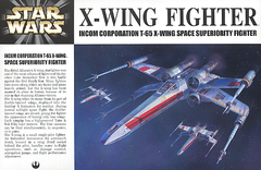 Fine Molds 1/72 X-Wing Fighter | 01