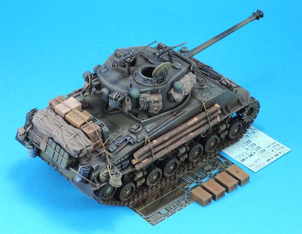 Legend 1/35 1/35 US M4A3E8 1945 Update Set 'Fury' | 1300