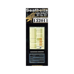 HGW 1/32 Luftwaffe Fighters - Seatbelts | 132011