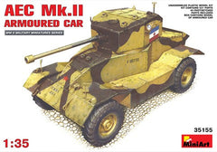 MiniArt 1/35 AEC Mk.II Armoured Car | MA35155