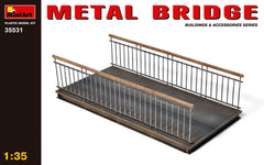 MiniArt 1/35 Metal Bridge | MA35531