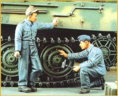 Nemrod 1/35 German Mechanics 1943-45  | 35026