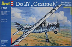 "Revell 1/32 Do-27 ""Grzimek"" Serengeti Version  