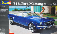 Revell 1/24 '64 Mustang Convertible | 07190