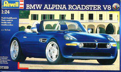 Revell 1/24 BMW Alpina Roadster V8 | 07359