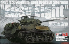 Asuka 1/35 M4A3E8 Easy Eight with Accessories | 35030