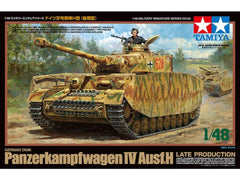 Tamiya 1/48 German Panzer IV Ausf.H - Late Production | 32584