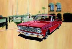 Trumpeter 1/25 1964 Ford Falcon Spring Hardtop Stock Plus  | 02507