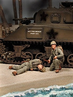 Warriors 1/35 USMC Hit the beach #6 | 35480