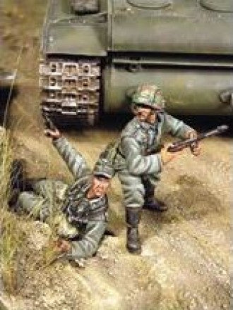 Warriors 1/35 German Assault Troops | 35487