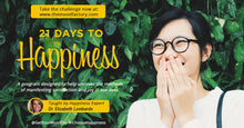 21 Days To Happiness Challenge With Happiness Mood-Sticks