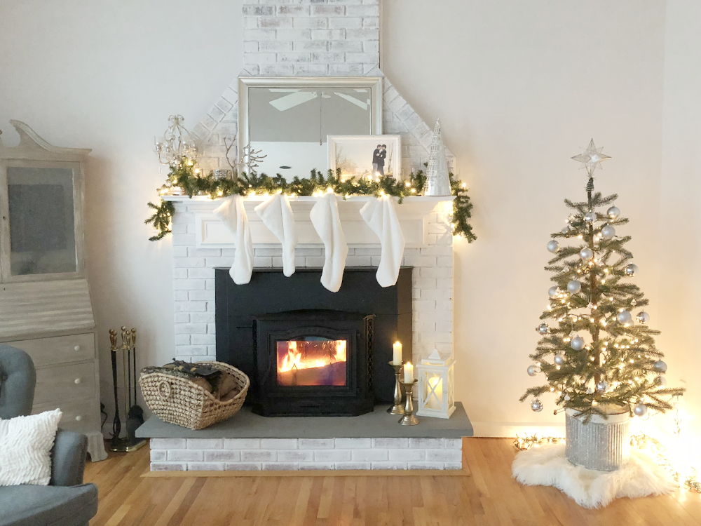 Step Inside Take A Tour Of Our Home Holiday Decor Edition Black