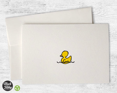 Rubber Ducky - Greeting Cards
