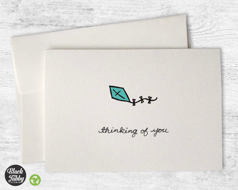 Blue Kite - Thinking of You Cards