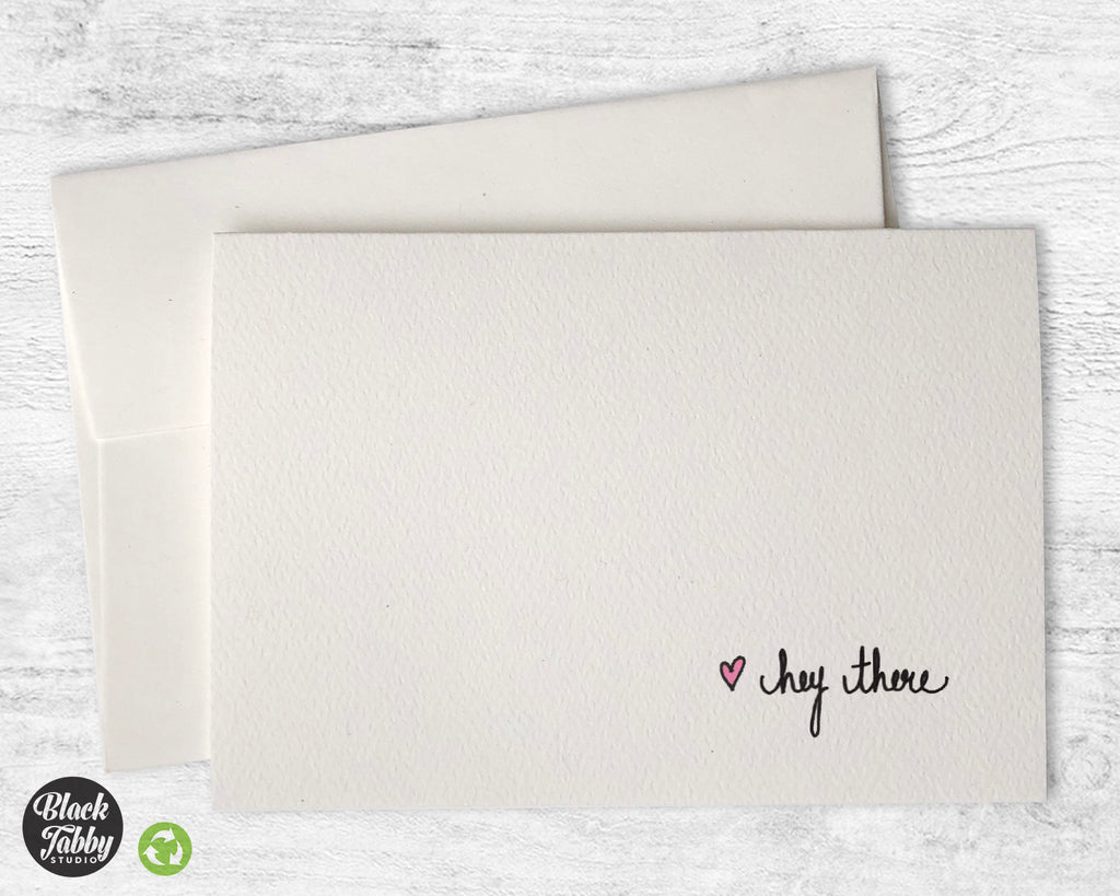 Hey There - Greeting Cards
