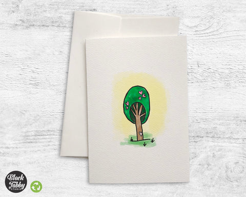 Our Love Grows - Greeting Cards