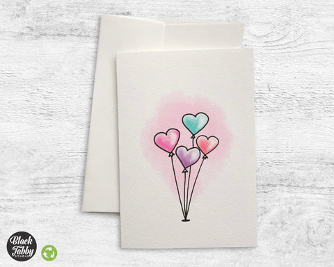 Floating On Air - Greeting Cards