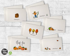 Fall & Thanksgiving - Thank You Collection Pack