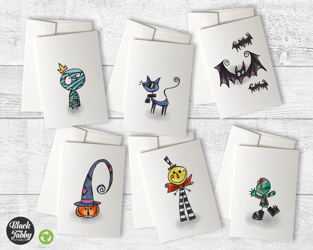 Peculiar Halloween - CLEARANCE - Collection Pack