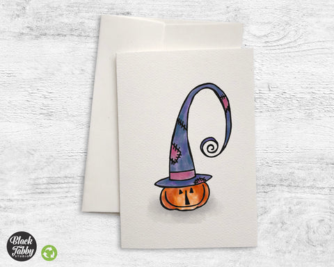 Witchy Pumpkin - Greeting Cards
