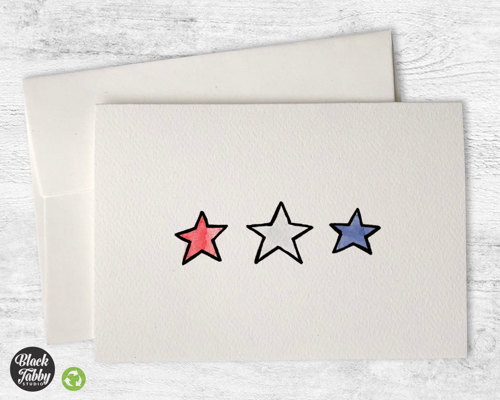 Star-Spangled - Greeting Cards