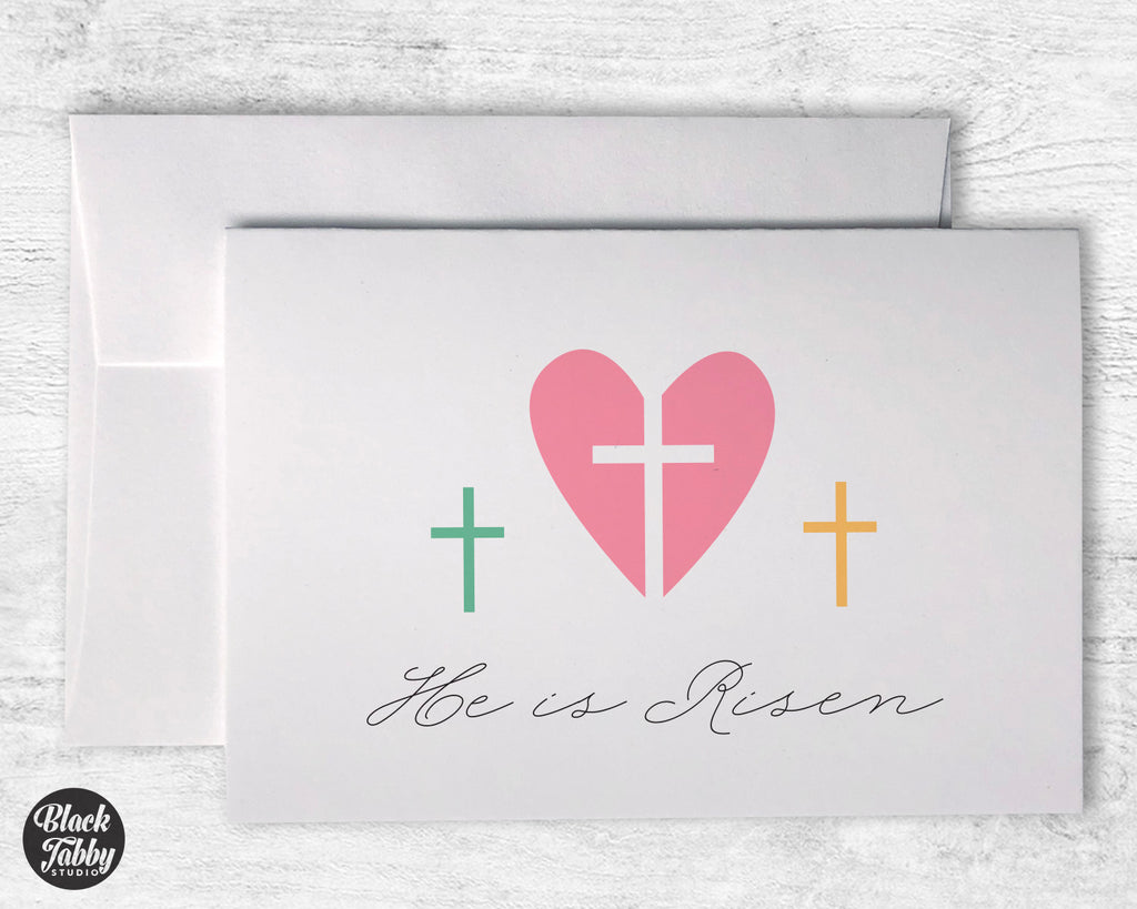 He Is Risen - Greeting Cards