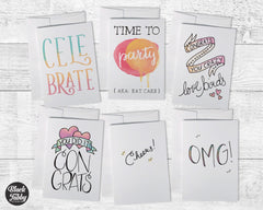 Best Friends Wedding & Engagement - Greeting Cards