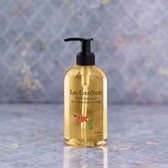facial cleansing gel coffee les coconuts
