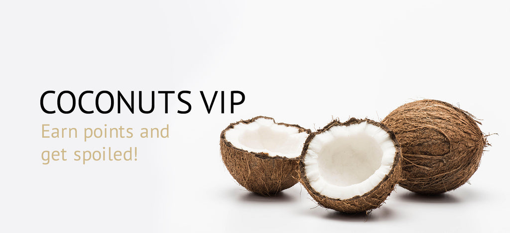 les coconuts vip points reward program