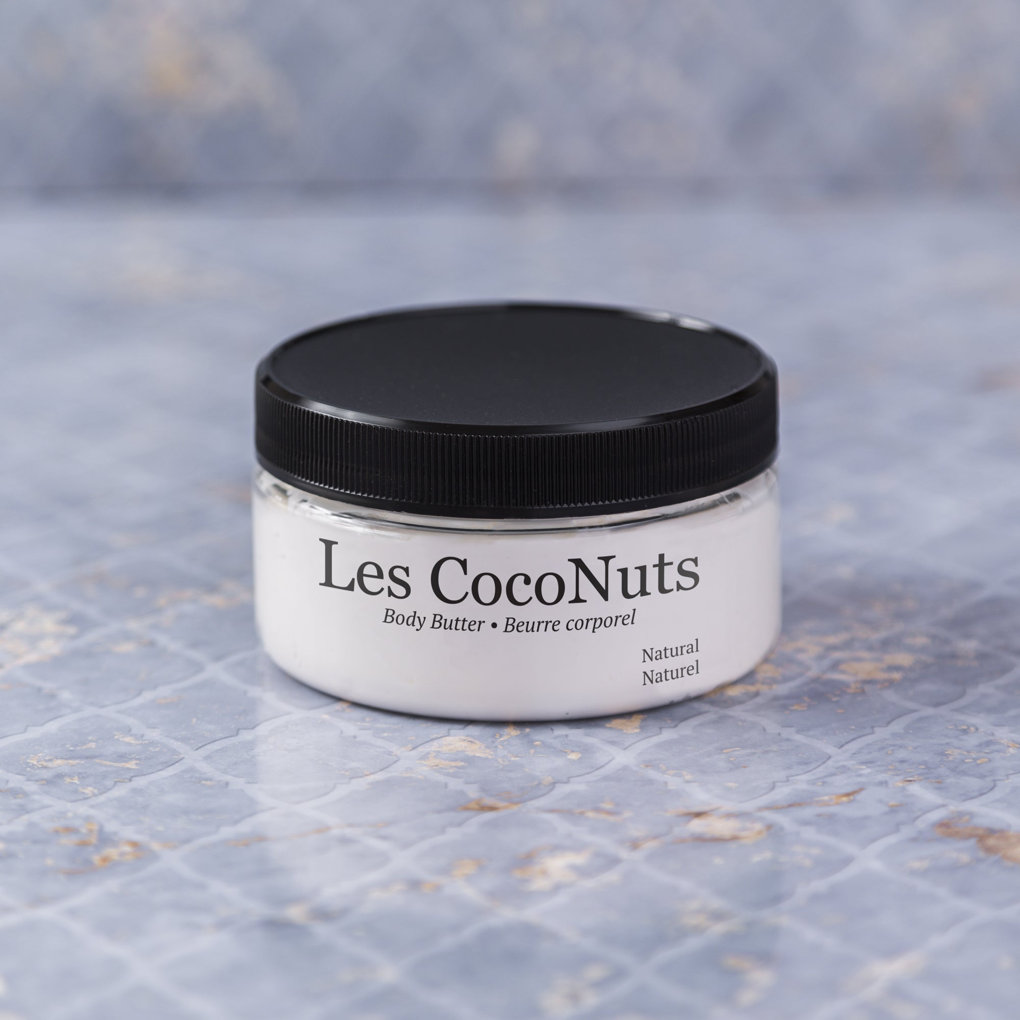 beurre corporel naturel Les CocoNuts body butter