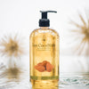 savon naturel mains amande hand body wash almond natural