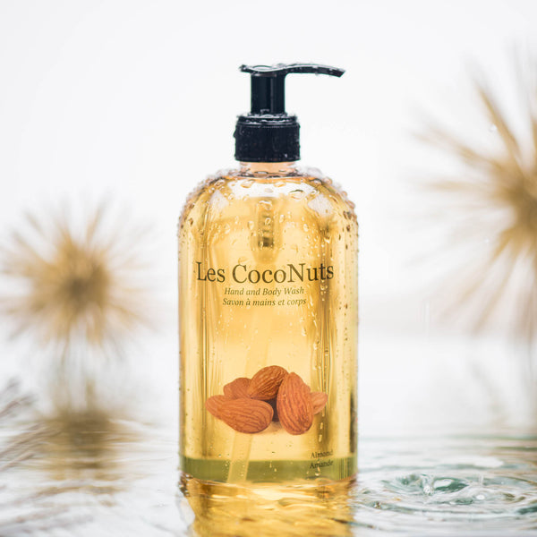 Hand and Body Wash - Almond