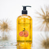 savon  mains pamplemousse hand body wash grapefruit les coconuts