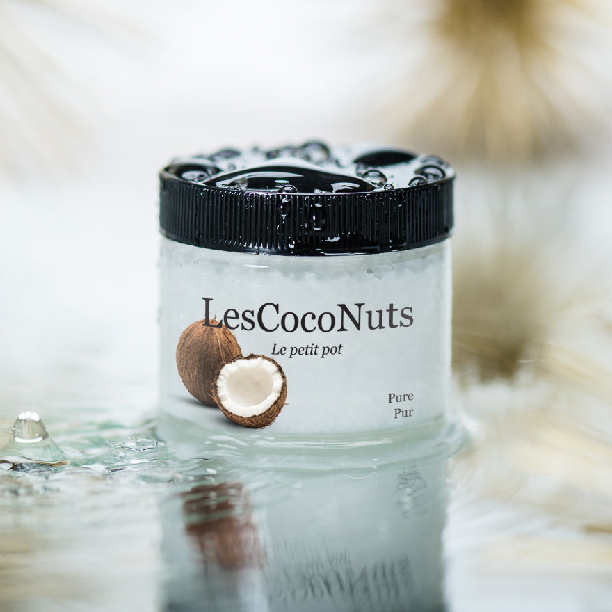 Le petit pot - pure coconut oil