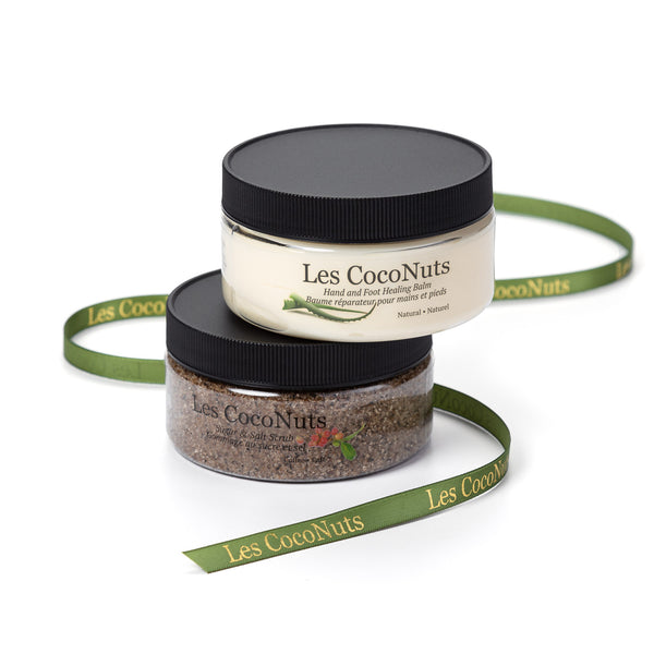 Gift Set - Scrub and Healing Balm